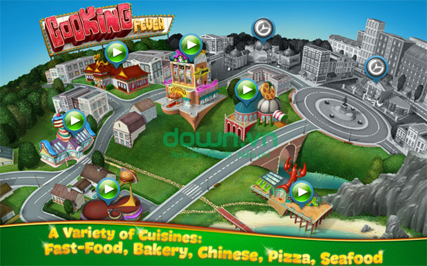 Cooking Fever cho Android