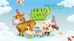 Mẹo hữu ích cho người chơi game Hay Day