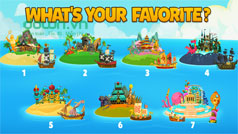 Bí quyết chiến thắng trong game Pirate Kings