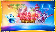 Kỹ năng của rồng trong Dragon Mania Legends