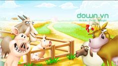 Cách sản xuất bỏng ngô trong game Hay Day