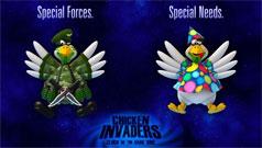 Hướng dẫn chơi bắn gà Chicken Invaders 5
