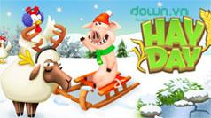 Mẹo kiếm kim cương miễn phí trong game Hay Day