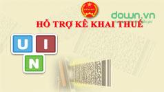 Hướng dẫn gõ tiếng Việt trong phần mềm HTKK