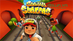 Hoàn thành nhanh nhiệm vụ trong game Subway Surfers