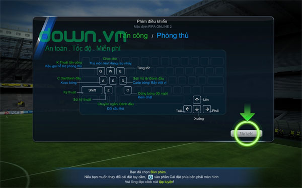 Lời khuyên dành cho người mới chơi game FIFA Online 3