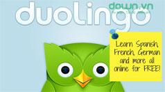 Học tiếng Anh bằng ứng dụng Duolingo trên Android