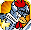 Chicken Revolution: Warrior cho iOS