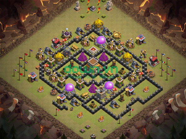 Tải Clash of Clans cho Android