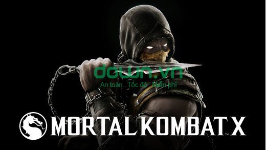 Download Mortal Kombat X miễn phí cho iPhone/iPad