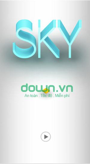 Sky miễn phí cho iPhone/iPad