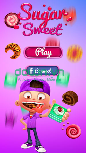 Tải game Sugar Sweet miễn phí cho Android