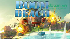 Mẹo hay chơi game Boom Beach