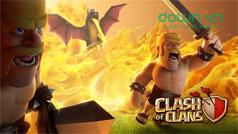 Cách nhận biết các mỏ tài nguyên đầy trong game Clash of Clans