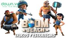 Tổng hợp các loại quân game Boom Beach