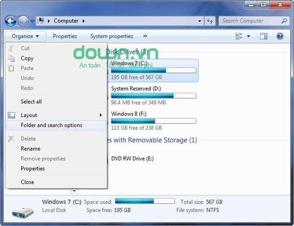 Khắc phục lỗi Windows không hiện ảnh, video thu nhỏ Thumbnail
