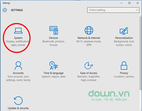 Cách tiết kiệm pin cho máy tính dùng Windows 10