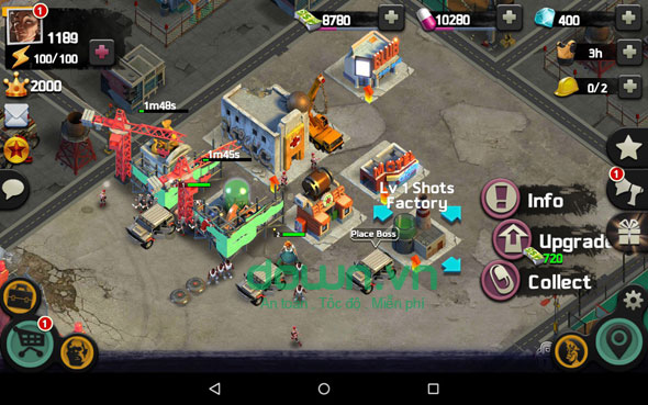 Tải game Clash of Mafias
