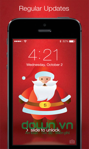 Christmas Wallpapers cho iPhone/iPad