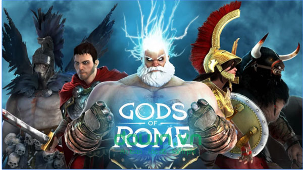 Gods of Rome miễn phí cho Android