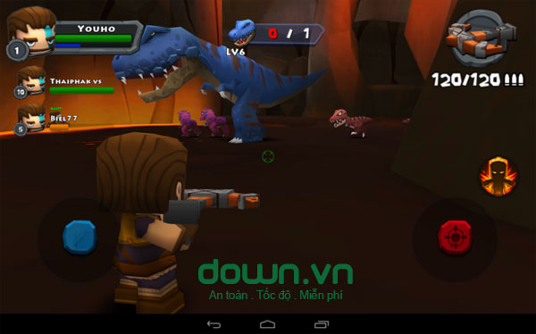 Call of Mini: Dino Hunter for Android