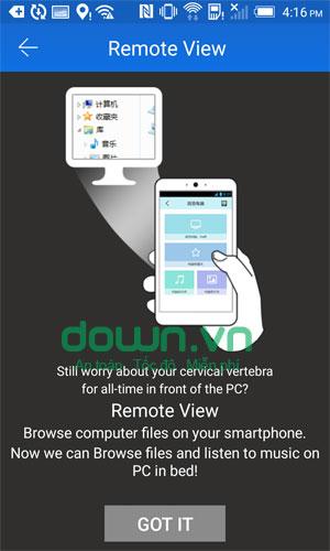 Shareit chia sẻ không dây cho điện thoại với các thiết bị khác3