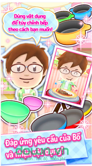 Cooking mama for Android