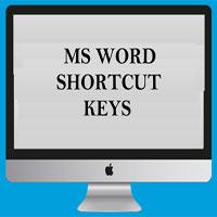 Những phím tắt hữu ích trong Microsoft Word nên biết