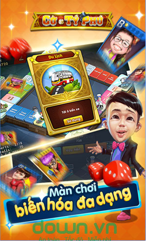 Cờ Tỷ Phú Mobile for Android