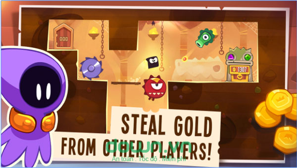 game King Of Thieves cho iPhone