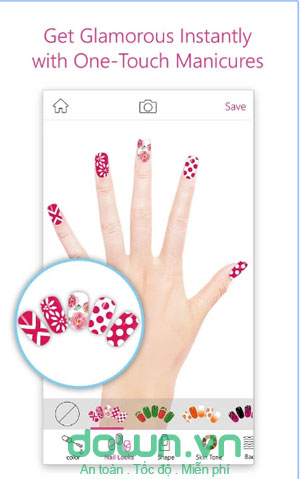 YouCam Nails for Android