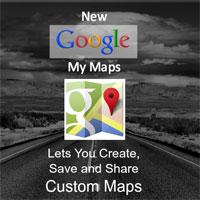 Cách tạo bản đồ riêng trên Google Maps
