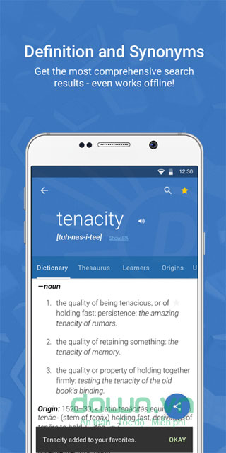 Dictionary.com cho Android