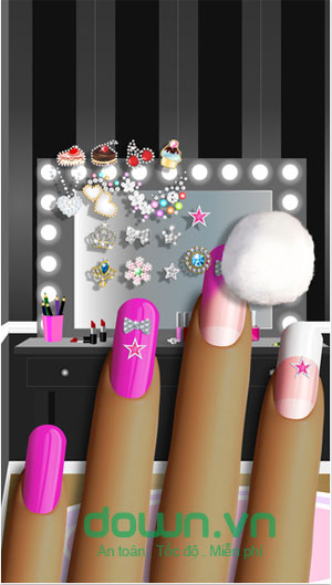 game Virtual Nail Art Salon