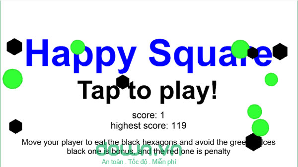 Happy Square for Android