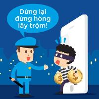 Những cách bảo vệ tài khoản ngân hàng online