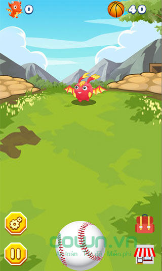 Game Monster and Ball cho Android