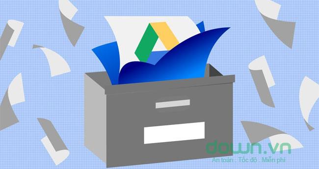 Đặt thời gian cho link chia sẻ của Google Drive