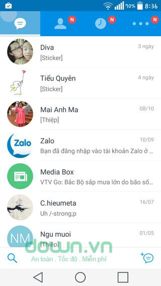 Hướng dẫn cách gọi Video Call trên Zalo
